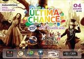 Última Chance 2015 - À Fantasia