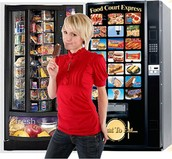 vending machine food