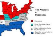 South Secedes (December 1860 - June 1861)