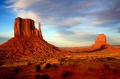 What is Monument Valley and Where is it located?