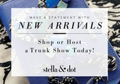 We've got you covered with fabulous jewelry, scarves, and handbags in Fall's top trends!