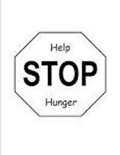 Hunger is a serious problem in the modern world and in past times . We will never know when it will end but surely it is a problem.There are over 800 million people with hunger, but there is a continent filled with it and it's name is Africa there is allot of hunger there but allot of help to