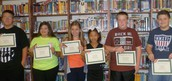 September 12th Students of the Week