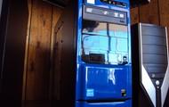 Cool Blue Budget Gaming Desktop
