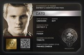 Favored to Win : Cato