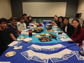 Intercollegiate International Student Debate Tournament - February 13