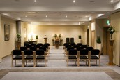 Our funeral home provides the best service and options