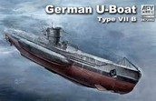 what were u -boats used for in world war 2 and 1