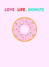 Donut Life sells the best donuts in town!