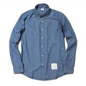 La Camisa Azul