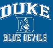 #1 Duke University