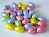 Foiled Eggs!