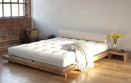 the complete bed