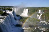 Visit Iguazu falls