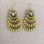 Nora Chandelier Earrings Were $49 Now $25