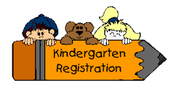 Kindergarten Orientation and Registration Dates