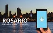 Presentación de la aplicación oficial de turismo de Rosario
