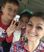 Red Ribbon Week Selfie!
