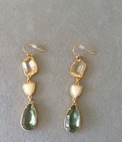 Pippa Stone Earrings $25