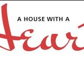 A house with a heart!
