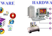 What is Hardware and Software