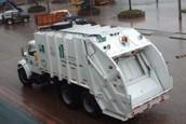 Servicio público domiciliario de recolección de basura