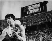Argentina campeón del mundial 1978