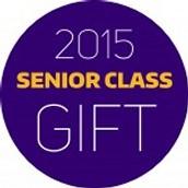 class of 2015 senior class gift