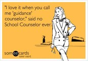 I am not a guidance counselor...