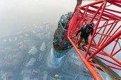 #4-Climb The Shanghai Tower-Shanghai, China