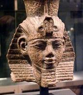 A Sculpture of Amenhotep III