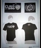 2015 Batch T-Shirt