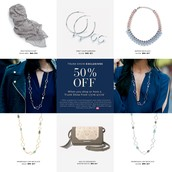 January Trunk Show Specials