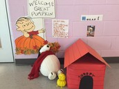 It's the Great Pumpkin, Charlie Brown! - 2nd Place