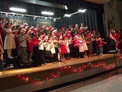 The holiday program made us proud!
