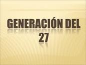 Generación del 27