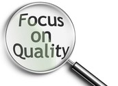 Design lessons to focus on quality!