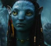 A na'vi female