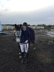 RIDING SUCCESS FOR EMILY