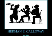 While Bud's character was fictional, there was a jazz band by the name of Herman E. Calloway and the Dusky Devastators that toured during the Great Depression.