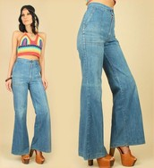 70's Bell-Bottoms