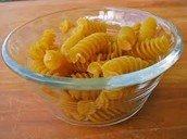 1/2 CUP OF PASTA