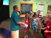 Josh Martin - Children's Pastor