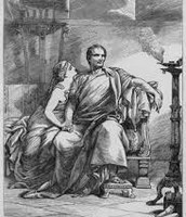 Caesar and Calpurnia!!!