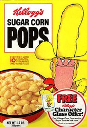 How Did Cereal Appeal to Children?