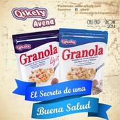 Granola Coco Nuez