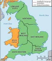 Dialects in England