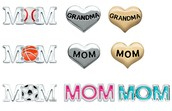 Mom Charms