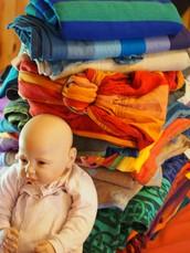 Ruszają zapisy na warsztaty noszenia dzieci w chuscie. 11 maja (poniedziałek)