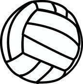 Volleyball Games @ 5:30pm